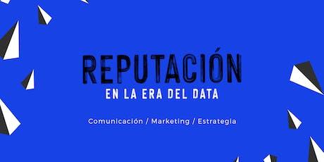 Reputación en la Era del Data entradas