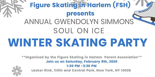 23rd Annual Gwendolyn Simmons Soul on Ice Winter Skating Party