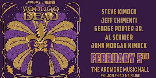 Voodoo Dead ft. Steve Kimock, Jeff Chimenti, George Porter Jr. & more