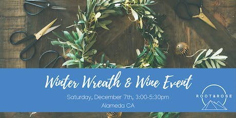 Winter Wreath and Wine Event tickets