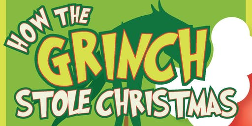 How the Grinch Stole Christmas Five Course Pairing Dinner