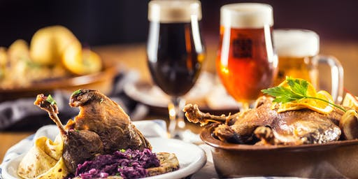 International Christmas Cuisine and Beer Pairing