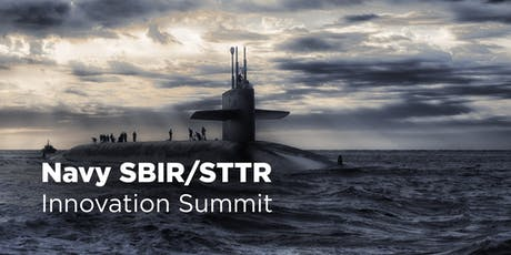 2019 Navy SBIR/STTR Innovation Summit tickets