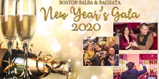Boston Salsa & Bachata 5th Annual New Year's Eve Gala!