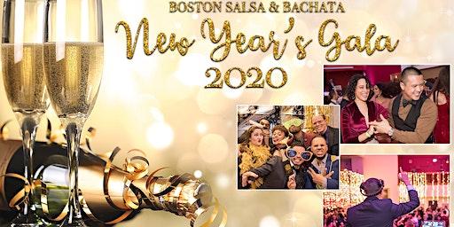 Boston Salsa & Bachata 5th Annual New Year's Eve Gala!