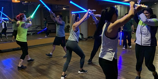 Intro to Lightsaber Combat (San Francisco)