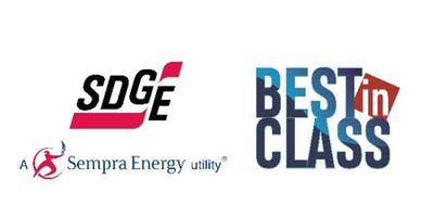 SDG&E Supplier Diversity 1st Annual BEST IN CLASS Awards & Recognition