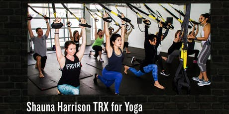 TRX for Yoga tickets