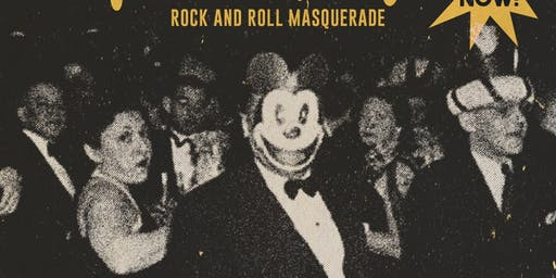 New Years Hop: Rock and Roll Masquerade