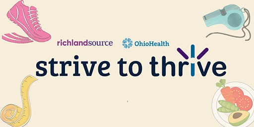 March Community Strive to Thrive Event
