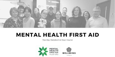 Mental Health First Aid - Standard Course - Lilydale tickets