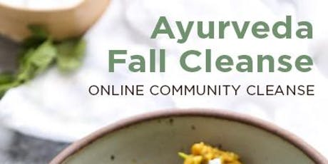 Fall Cleanse tickets