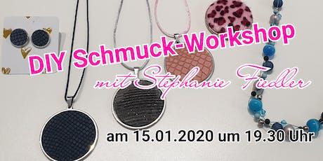 DIY Schmuck-Workshop tickets