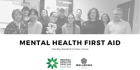 Mental Health First Aid - Standard Course - Tecoma tickets