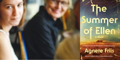 """Nordic Book Club:  """"The Summer of Ellen"""" by Agnete Friis"""