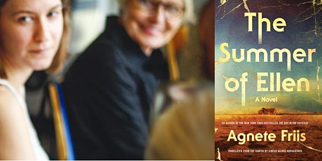 """Nordic Book Club:  """"The Summer of Ellen"""" by Agnete Friis tickets"""