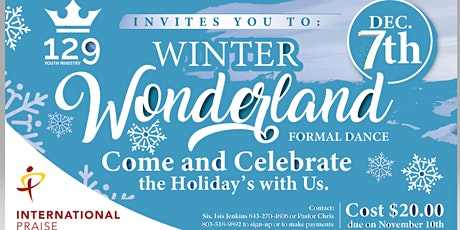 One2Nine Winter Formal tickets