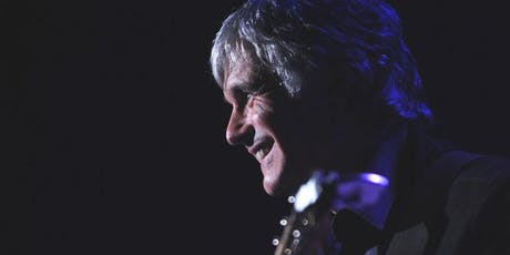 LAURENCE JUBER with special guest tickets