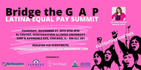 Latina Equal Pay Summit tickets