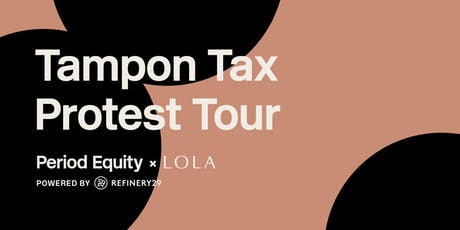 Tampon Tax Protest (Nashville) tickets