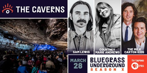 Bluegrass Underground PBS TV Taping - Saturday