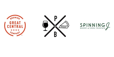 Great Central Brewing X Spinning J - Pie & Beer Pairing tickets