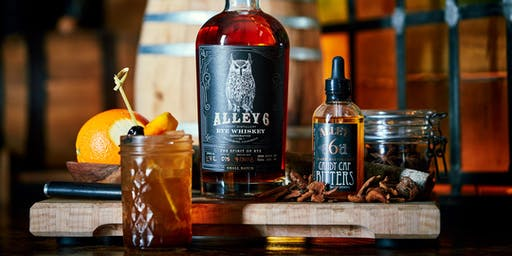 Alley 6 Distillery Class and Tasting