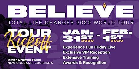 TLC's 2020 Believe Tour New Orleans tickets