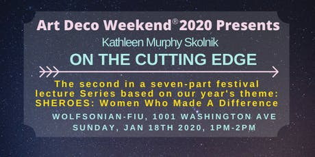Lecture: On the Cutting Edge tickets