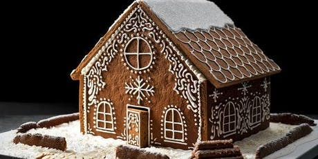 Gingerbread House Party at [chow] tickets