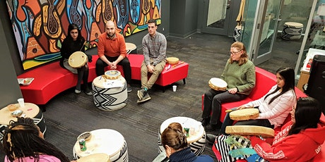 April Drum Social with Spirit Wind Women's Hand Drum Group tickets