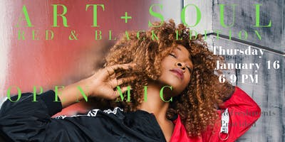 Art+Soul the Red & Black Edition