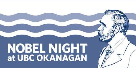 Nobel Night at UBC Okanagan  tickets
