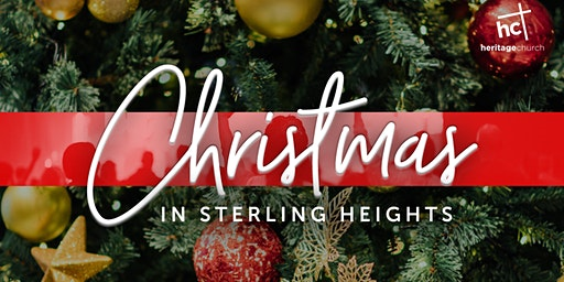 Christmas in Sterling Heights