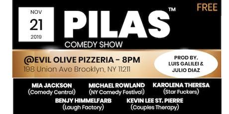 Pilas Comedy tickets