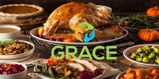 G.R.A.C.E. THANKSGIVING DINNER