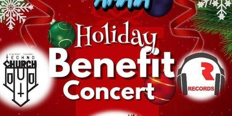 Holiday Benefit Concert with Danny Amaya, Techno Church, JHC tickets