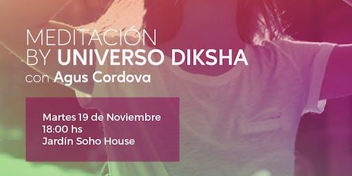 Yoga & Meditación by Universo Diksha con Agustina Cordova