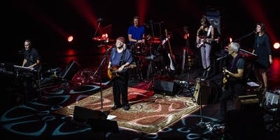 DAVID CROSBY & THE SKY TRAILS BAND at CHAUTAUQUA AUDITORIUM