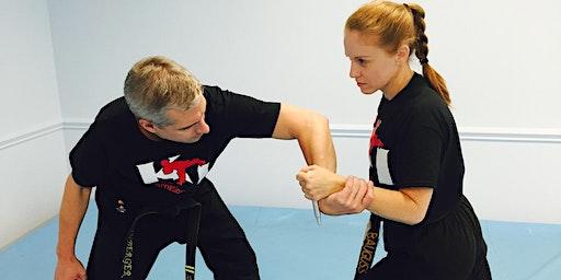 Take Control Stick and Kubotan Self-Defense Class