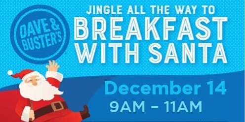 137 -  Sevierville Breakfast with Santa!!!