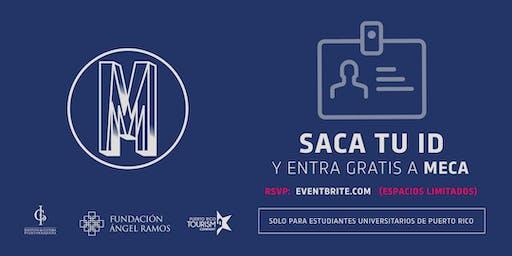 Entra gratis a MECA Art Fair 2019