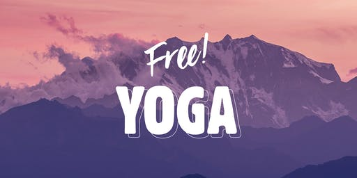 *Free* Hot Yoga (+music!) with Zach Ross
