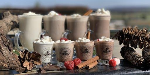 Hot Chocolate Cocktail Flight