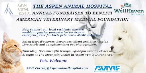 AVMF Aspen Animal Hospital Annual Fundraiser