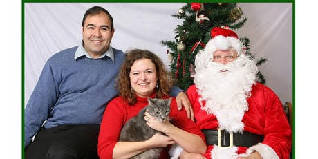 18th Purr Project Pictures With Santa tickets