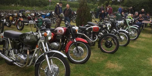 The Old Bike Gathering 2020