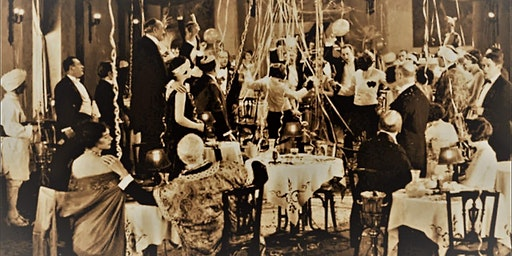 3rd Annual New Year's Eve Party-  Roaring 20's Gala