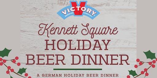 KSQ Holiday Beer Dinner