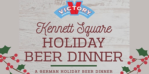 KSQ Holiday Beer Dinner